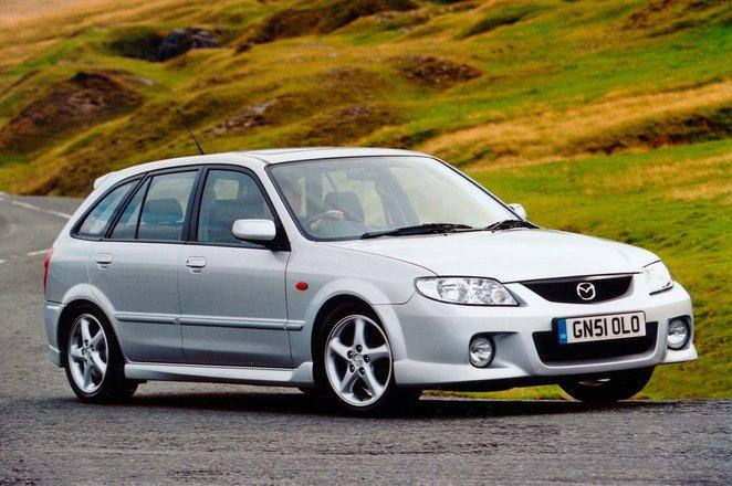 Used Mazda 323 Hatchback 1998 - 2004