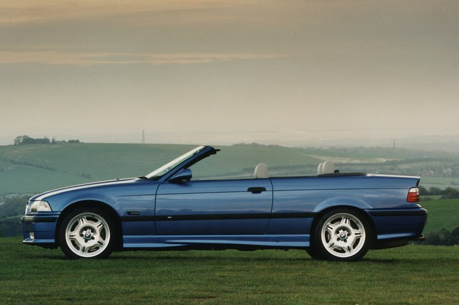Used BMW 3 Series Convertible 1994 - 2000