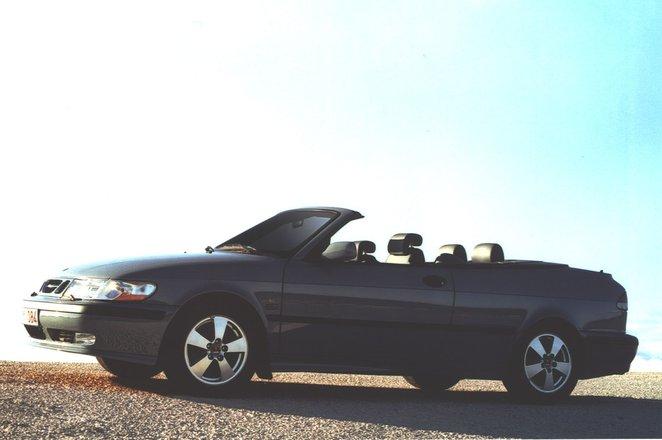 Used Saab 9-3 Convertible 1998 - 2002