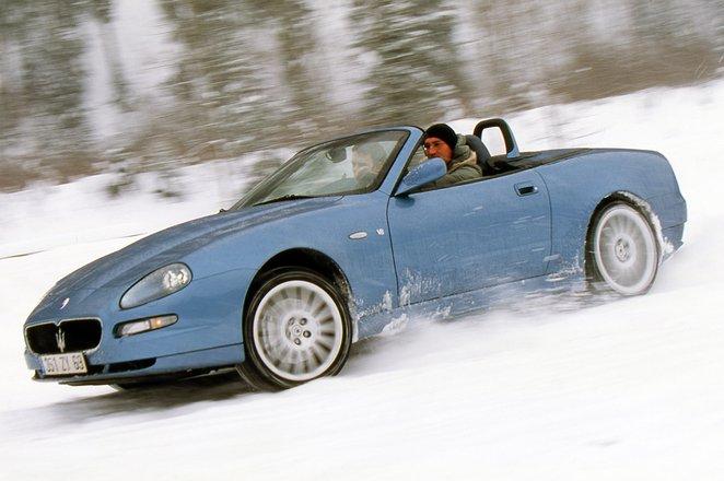 Used Maserati Spyder Open 1992 - 2007