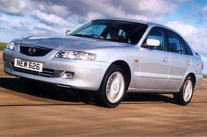 Used Mazda 626 Hatchback 1997 - 2002
