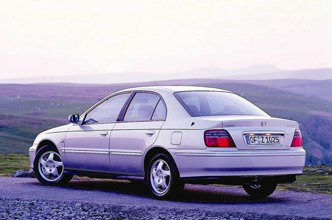 Used Honda Accord Saloon 1998 - 2003