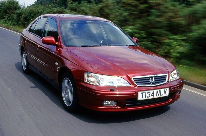 Used Honda Accord Hatchback 1998 - 2003