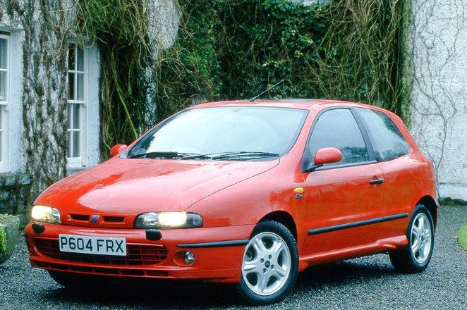 Used Fiat Bravo Hatchback 1995 - 2002