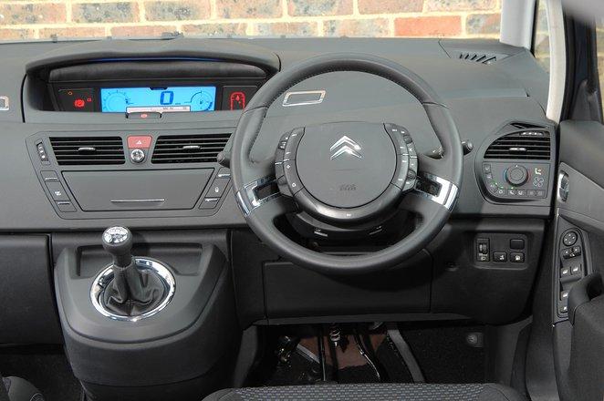 Used Citroën C4 Picasso MPV 2007 - 2013
