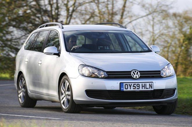 Used Volkswagen Golf Estate 2009 - 2013