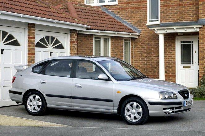 Used Hyundai Elantra Hatchback 2001 - 2006