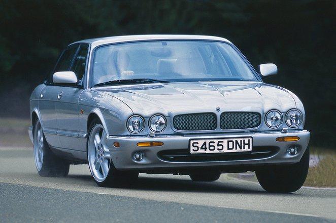 Used Jaguar XJ Saloon 1997 - 2003