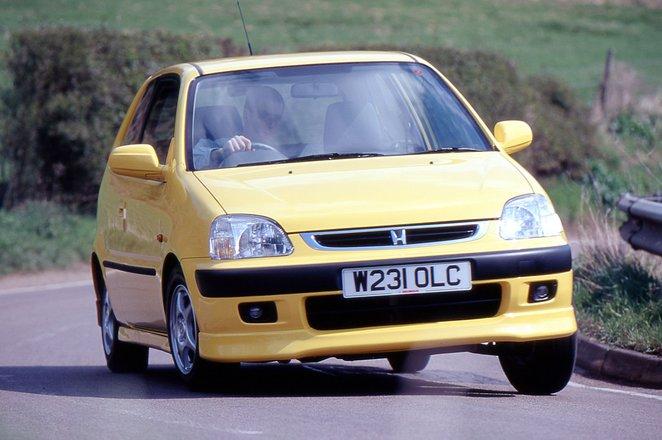 Used Honda Logo Hatchback 2000 - 2001