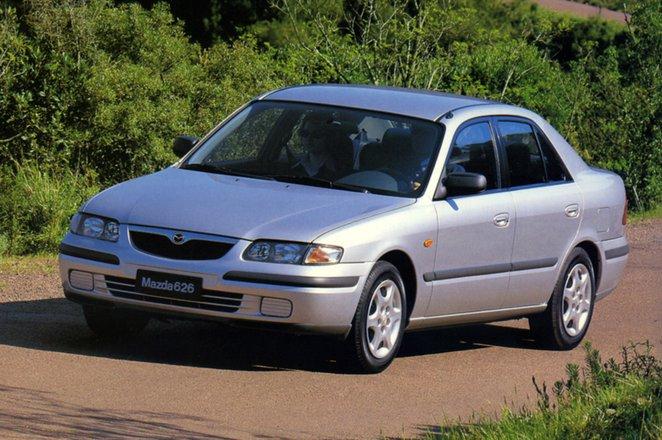 Used Mazda 626 Saloon 1997 - 2002