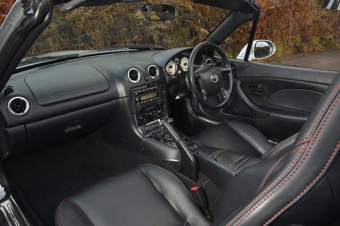 Used Mazda MX-5 Open 1998 - 2005