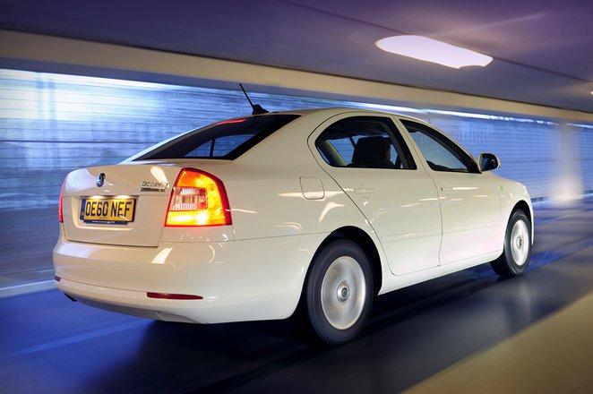 Used Skoda Octavia Hatchback 2004 - 2013