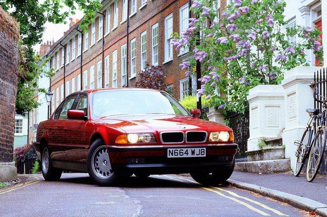Used BMW 7 Series Saloon 1994 - 2001