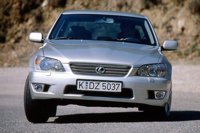 Used Lexus IS Saloon 1999 - 2005