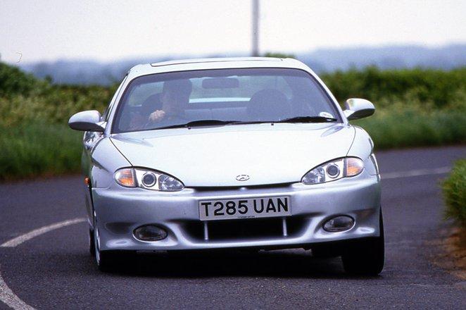 Used Hyundai Coupe 1996 - 2002