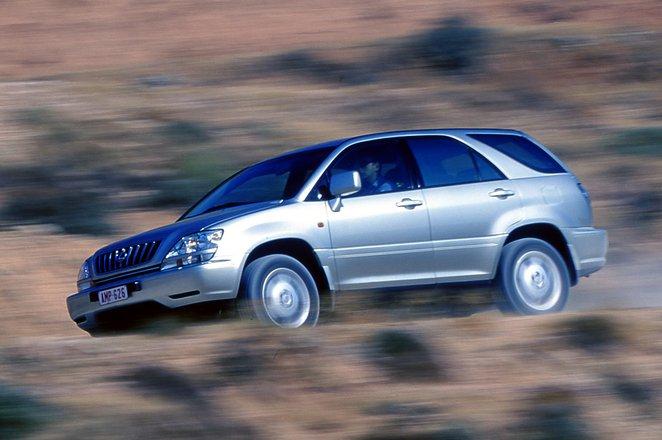 Used Lexus RX 2000 - 2003