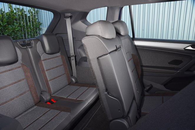 Seat Tarraco 2021 RHD third row