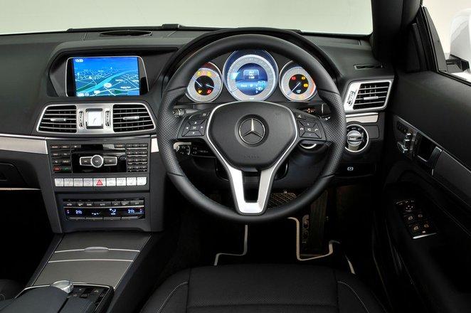 Used Mercedes-Benz E-Class Cabriolet 2010-2017