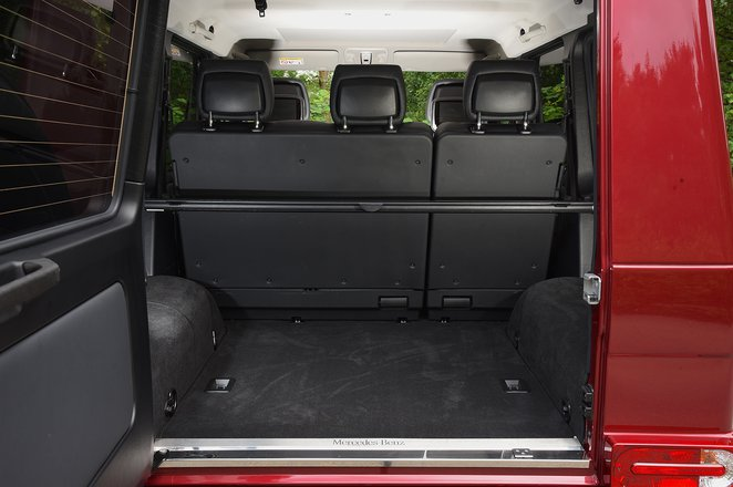 Used Mercedes G-Class 2010-2018 boot