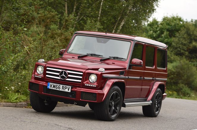Used Mercedes G-Class 2010-2018