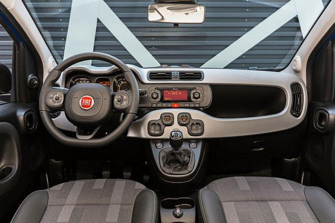 Fiat Panda Cross 2020