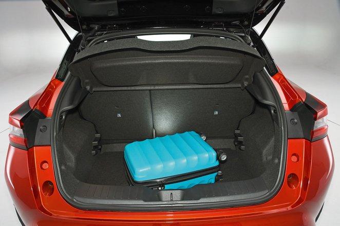 Nissan Juke boot