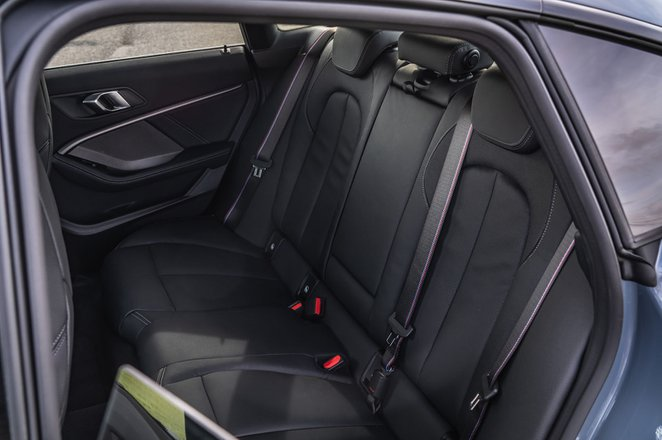 BMW 2 Series Gran Coupé 2020 RHD rear seats