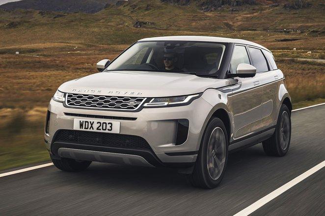 Range Rover Evoque 2020 front
