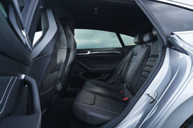 Volkswagen Arteon Gran Turismo 2020 Rear seats