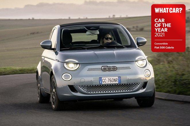 Fiat 500 Cabrio 2021 COTY