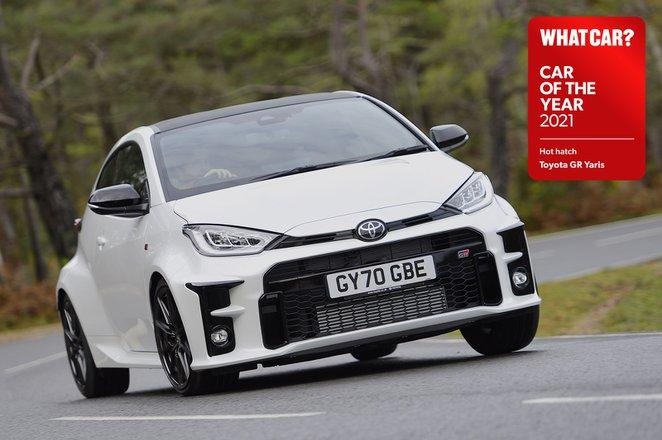 Toyota GR Yaris 2021 COTY