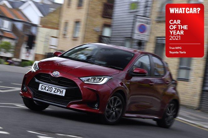Toyota Yaris 2021 COTY
