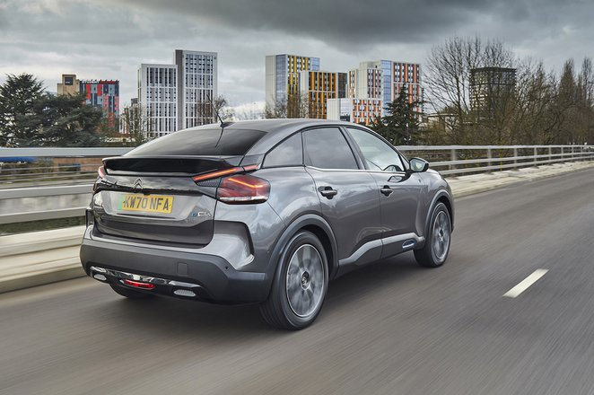 Citroën e-C4 2021