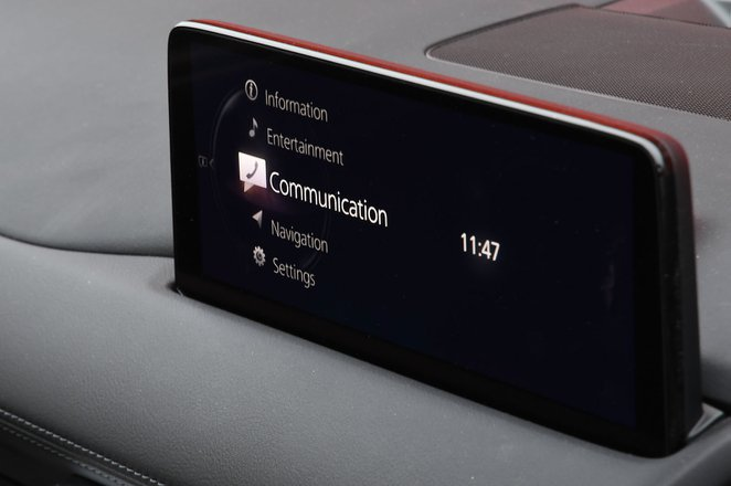 Mazda CX-5 2021 infotainment