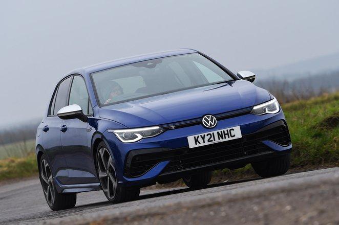 Volkswagen Golf R 2021 front