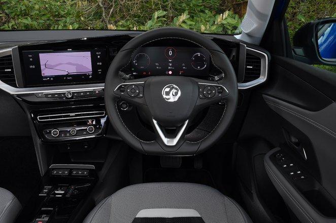 Vauxhall Mokka 2021 interior dashboard