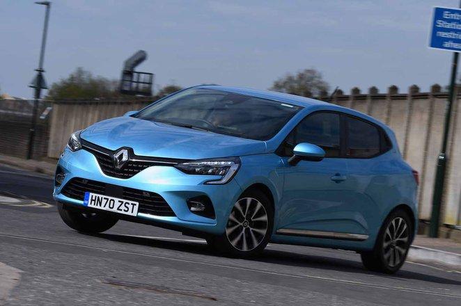 Renault Clio 2021 front
