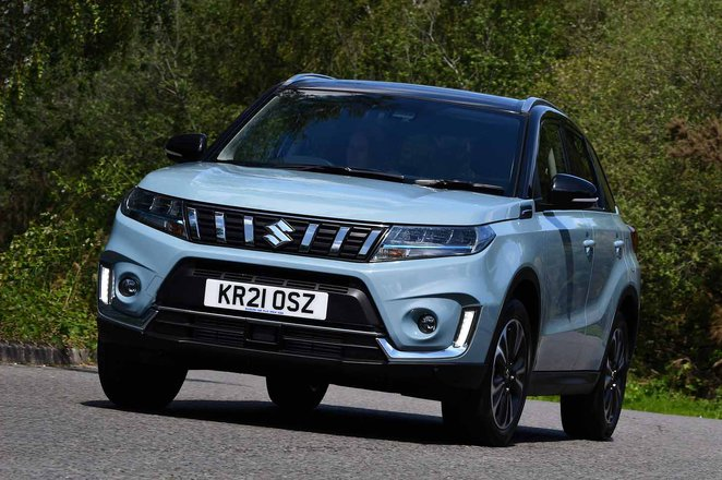 Suzuki Vitara 2021 front