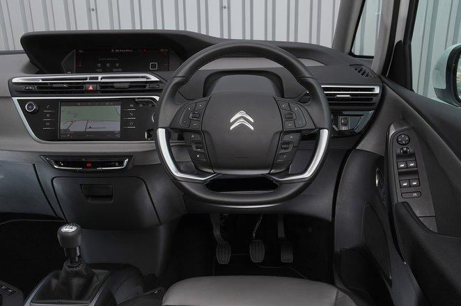 Citroën C4 Spacetourer interior