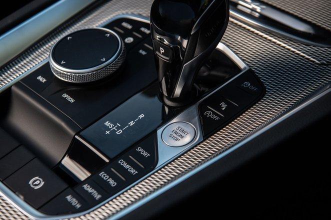 BMW Z4 RHD infotainment