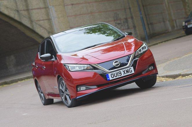 Nissan Leaf 2020 review