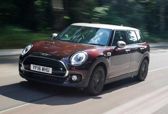 Used Mini Clubman (15-present)