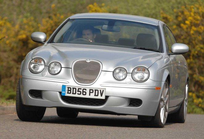 Jaguar S-type Saloon (98 - 08)