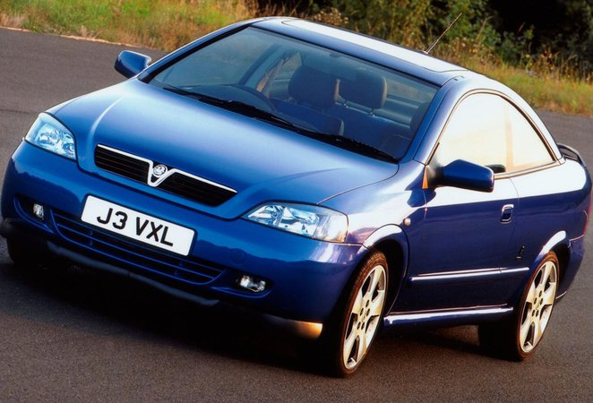 Vauxhall Astra Coupe (01 - 05)