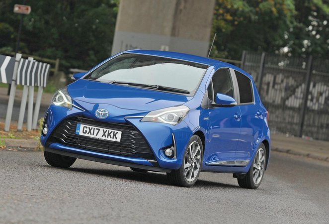 Used Toyota Yaris Hatchback (11 - present)