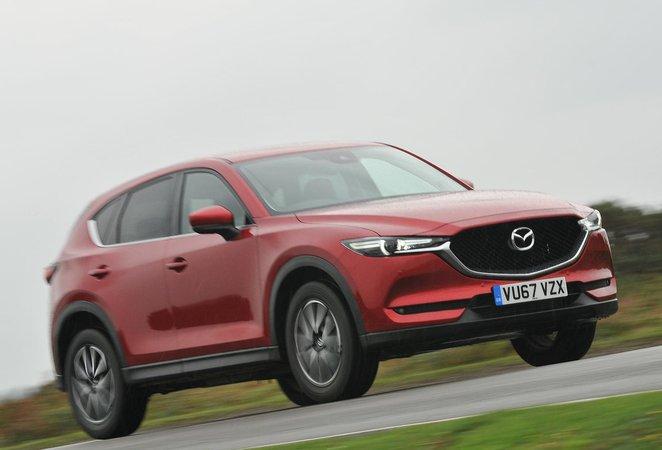 Used Mazda CX-5 17-present