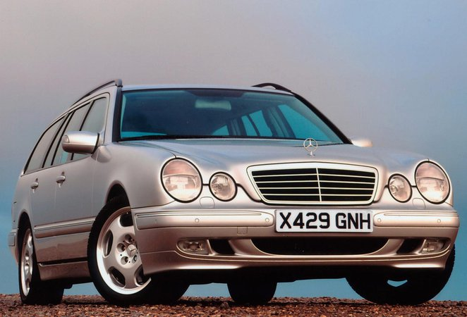 Mercedes-Benz E-Class Estate (99 - 03)