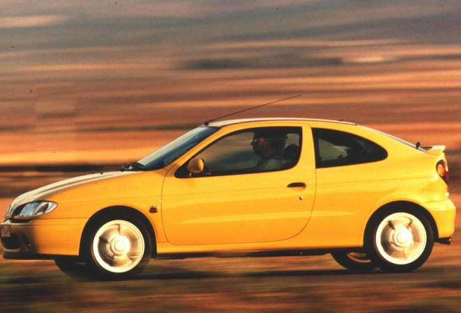 Renault Megane Coupe (96 - 03)