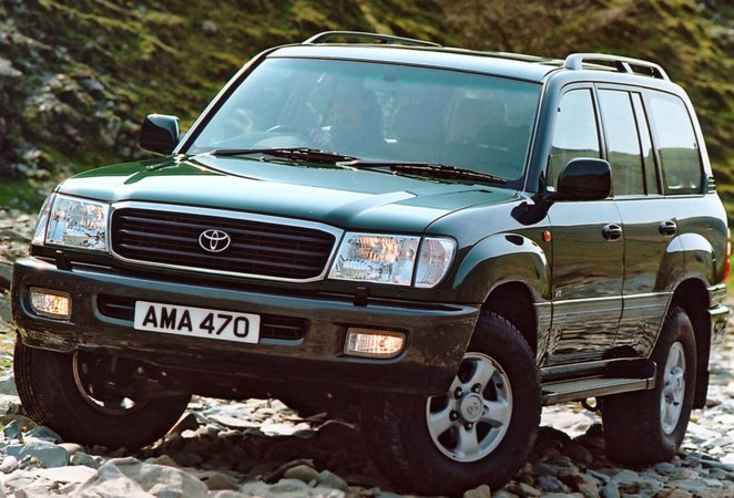 Toyota L'cruiser Amazon 4x4 (97 - 02)