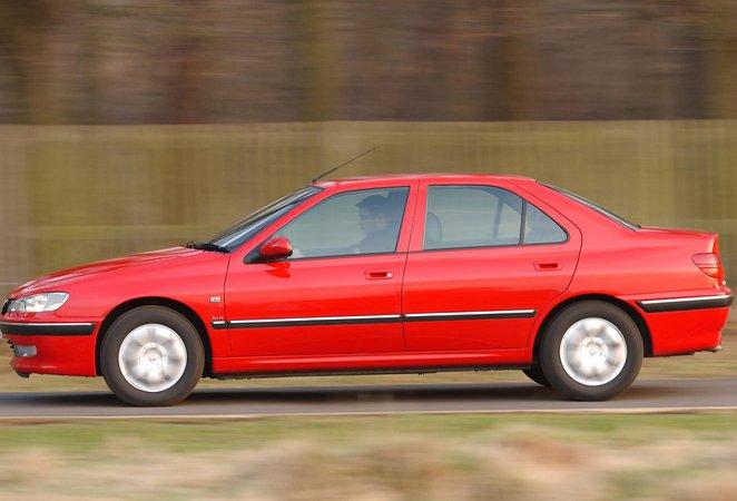 Peugeot 406 Saloon (96 - 04)
